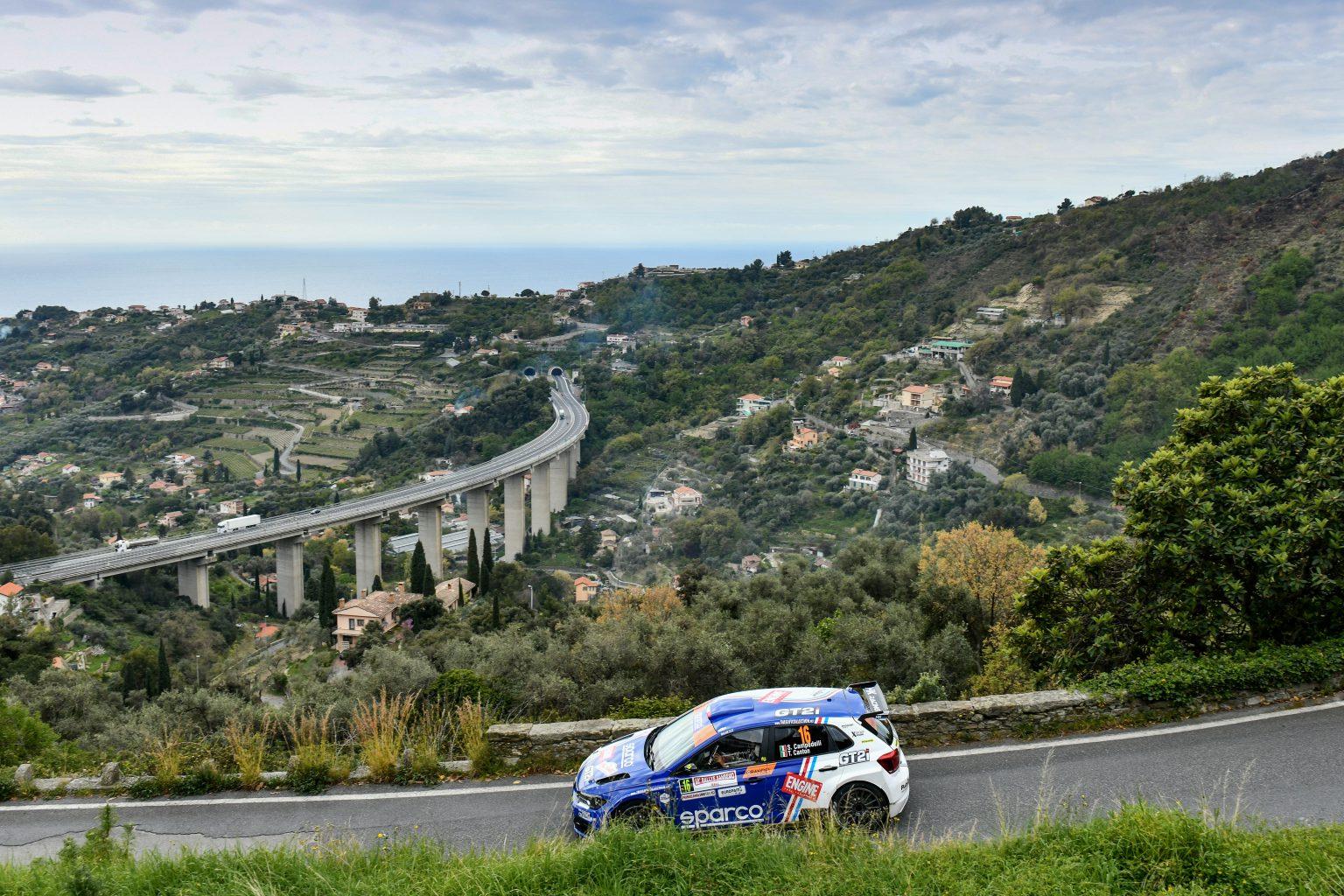 Rallye Sanremo 2021 #16 Campedelli 18