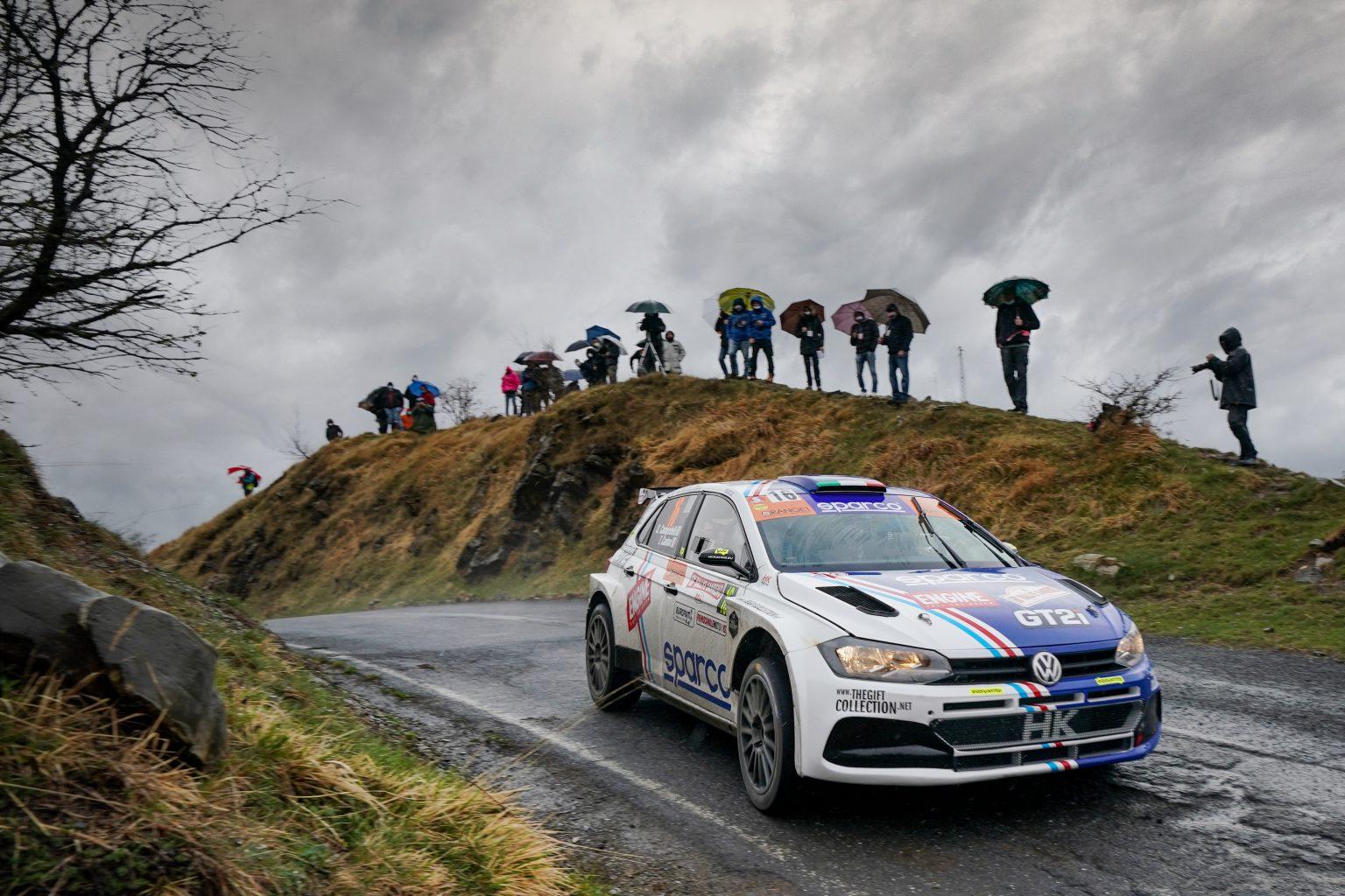 Rallye Sanremo 2021 #16 Campedelli 45